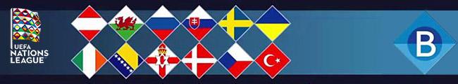 欧洲国家联赛B级